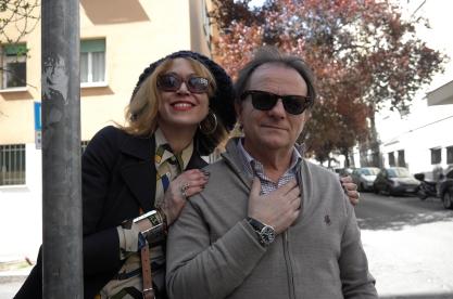 Simona Calcagni, Leandro Pesci