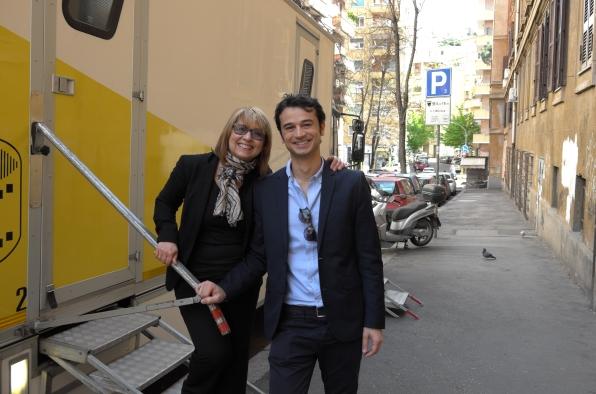 Dil Gabriele Dell'Aiera, Rossella Chiovetta
