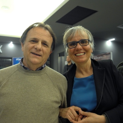 Leandro Pesci, Emanuela Piovano