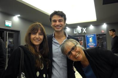 Francesca Fago, Dil Gabriele Dell'Aiera, Emanuela Piovano