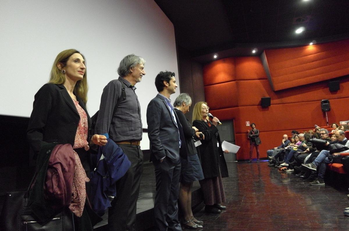 Giselda Volodi, Gigio Alberti, Dil Gabriele Dell'Aiera, Emanuela Piovano, Maria Pia Fusco