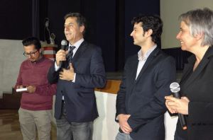 Giuseppe Spalluto, Giuseppe Campanelli, Dil Gabriele Dell'Aiera, Emanuela Piovano, Marco Meo