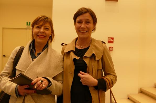 Alessandra Vezzoli, Mariapaola Romeri