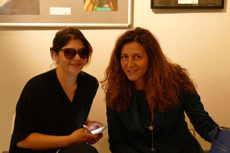 Claudia Pappadia, Paola Spinetti