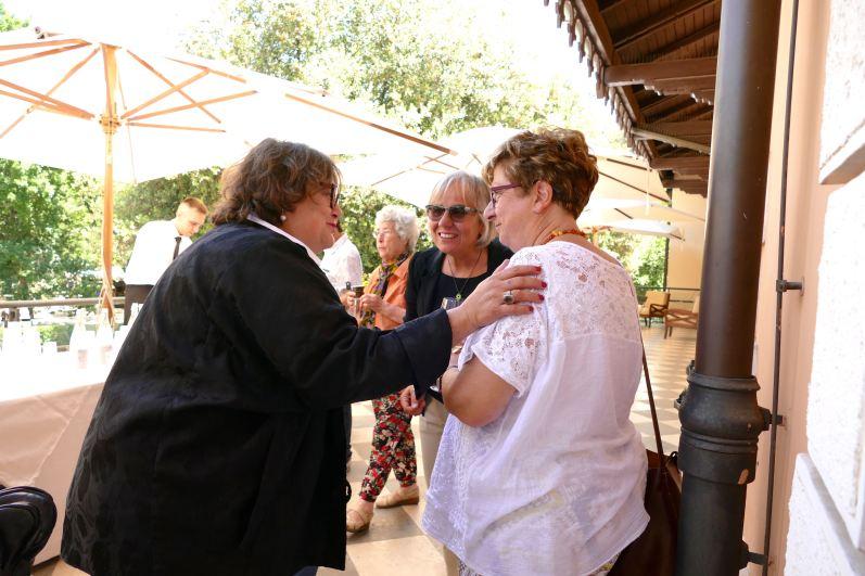 DominicheCabrera, Emanuela Piovano, Maresa D'Arcangelo