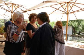 Patrizia Biancamano Margherita Ferrandino Dominiche Cabrera