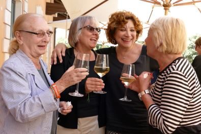 Elizabeth Missland, Emanuela Piovano, Margherita Ferrandino, Patrizia Biancamano