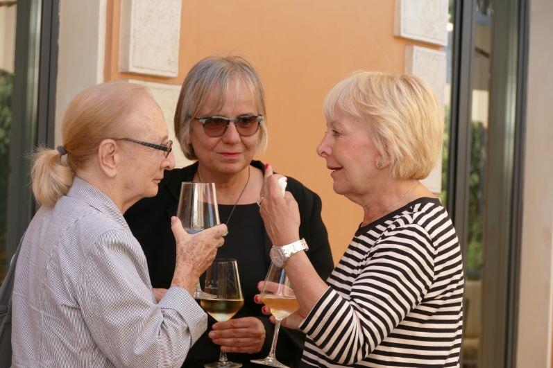 Elizabeth Missland, Emanuela Piovano, Patrizia Biancamano
