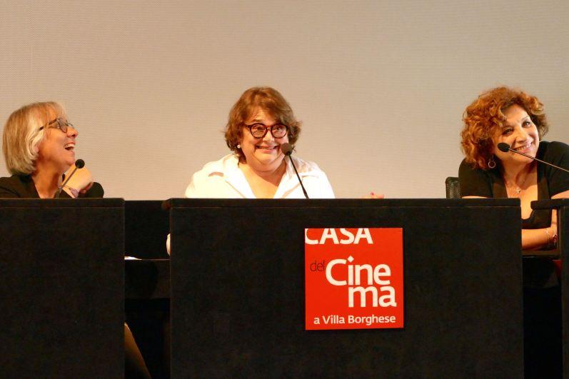 Emanuela Piovano, Dominiche Cabrera, Margherita Ferrandino