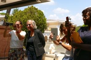 Malvina Diletti, Emanuela Piovano, Valentina Marone