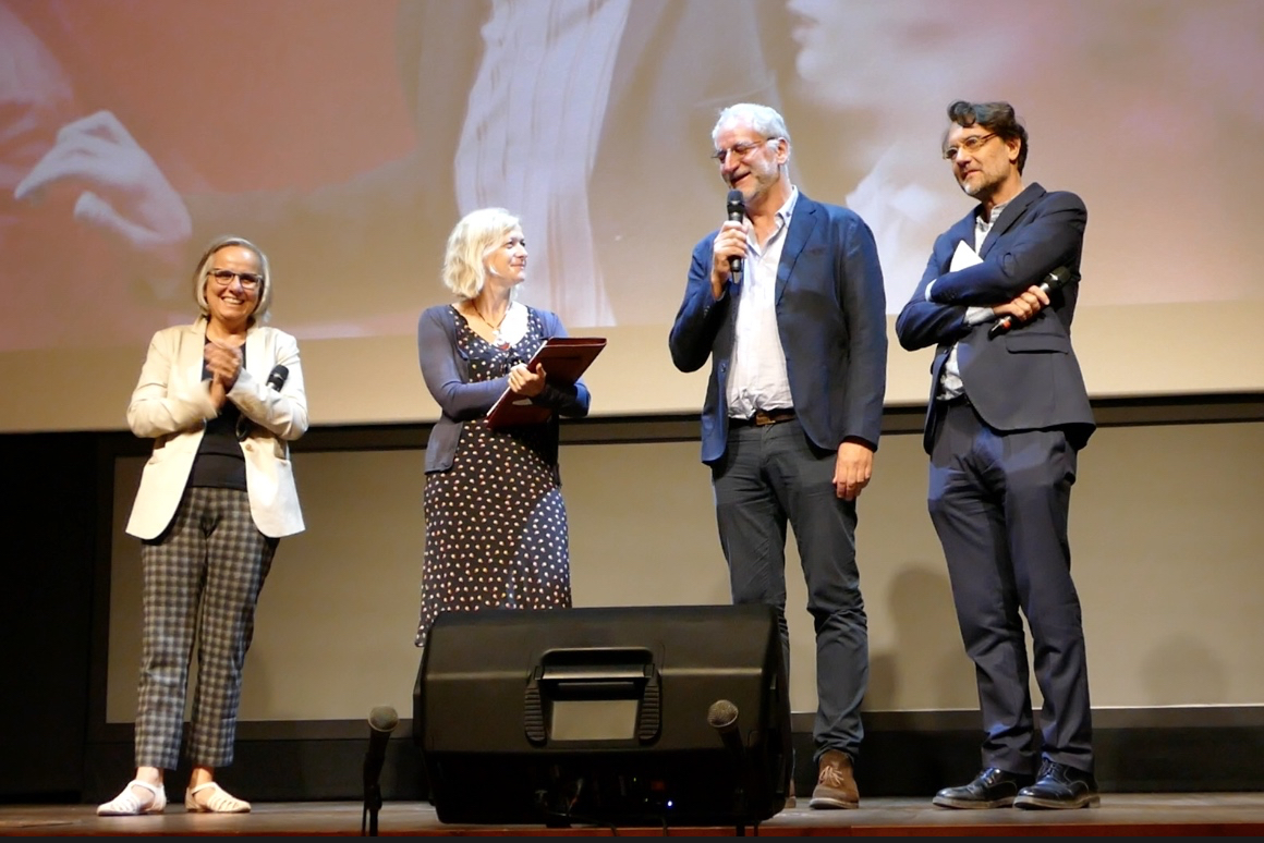 Emanuela PIOVANO,Brice CAUVIN,Agnés JAOUI, Francesco MARTINOTTI