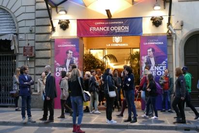 FRANCE ODEON FIRENZE 2017