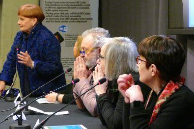 Renata Cellerino, Giusi Mainardi, Steve Della Casa, Emanuela Piovano, Silvia Delfuoco