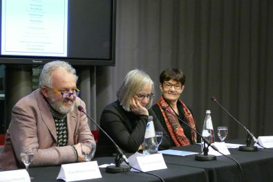Steve Della Casa, Emanuela Piovano, Silvia Delfuoco