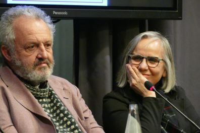 Steve Della Casa, Emanuela Piovano