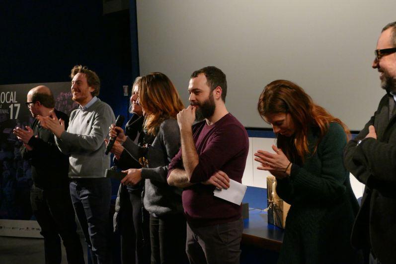 Ettore Scarpa, Emanuele Baldino, Emanuela Piovano, Enrica Capra, Maurizio Fedele