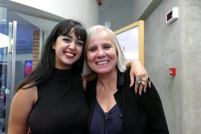 Mariam Al Ferjani, Emanuela Piovano