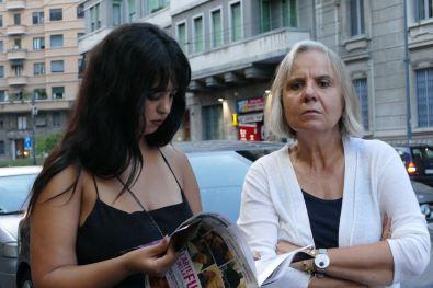 Mariam Ferjani, Emanuela Piovano
