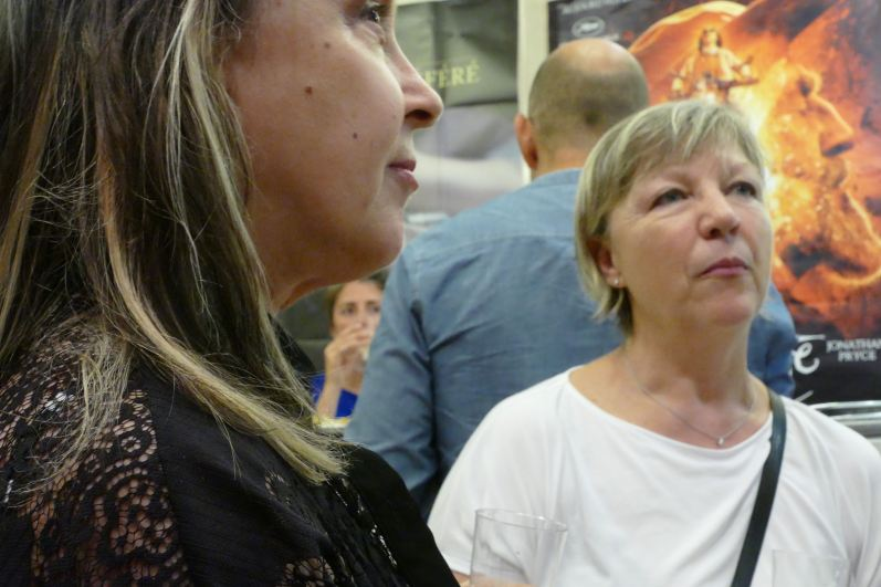 Marina Miroglio, Laura Adorni