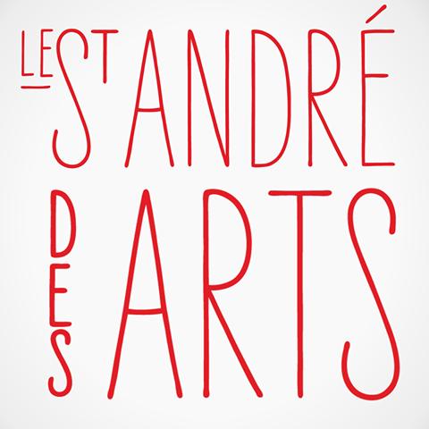 Logo cinema St.André des arts