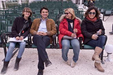 Rosalba Ambrico, Dil Gabriele Dell'Aiera, Rossella Chiovetta, Francesca Romana Massaro