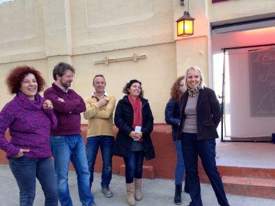 Carmela Rutigliano, Sergio Cosulich, Alba Modesto, Francesca Romana Massaro, Emanuela Piovano