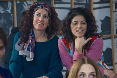 Donatella Salviola, Giselda Volodi, Valentina Piccolo