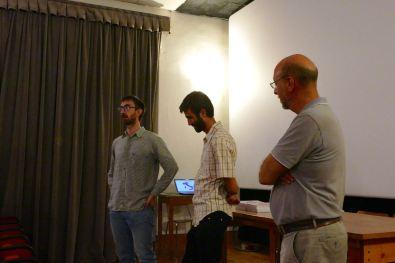 Nicola Curtoni, Giulio Rossini