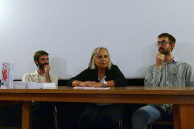 Nicola Curtoni, Emanuela Piovano, Giulio Rossini