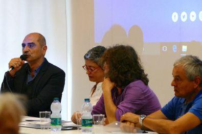 Paolo Manera,Mercedes Fernandez Alonso, Alessandro Gaido
