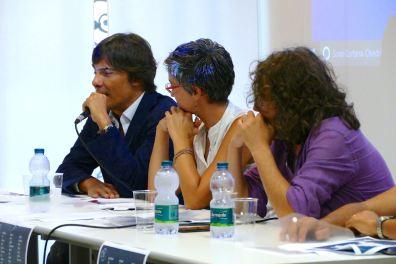 Paolo Tenna, Mercedes Fernandez Alonso, Alessandro Gaido