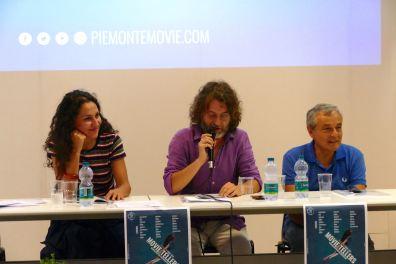 Elena Testa, Alessandro Gaido, Arrigo Tomelleri