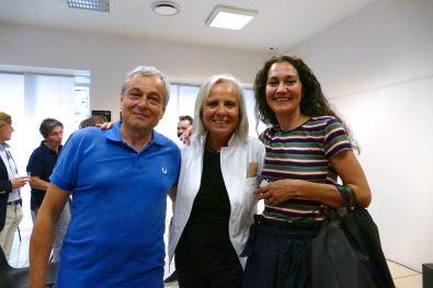 Arrigo Tomelleri, Emanuela Piovano, Elena Testa