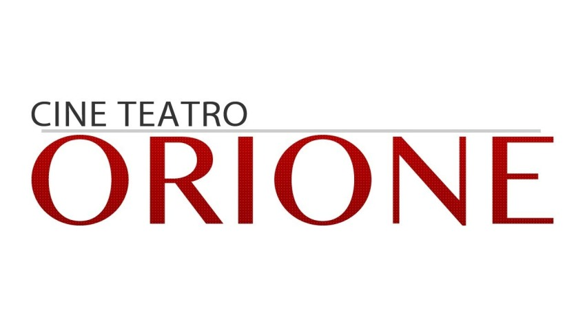logo cinema orione