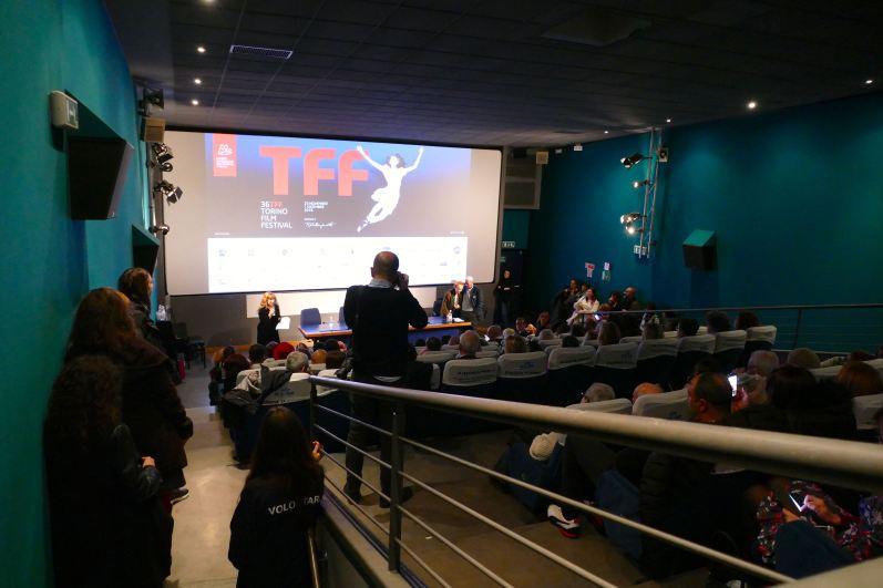 36TFF- Cinema Massimo -Torino