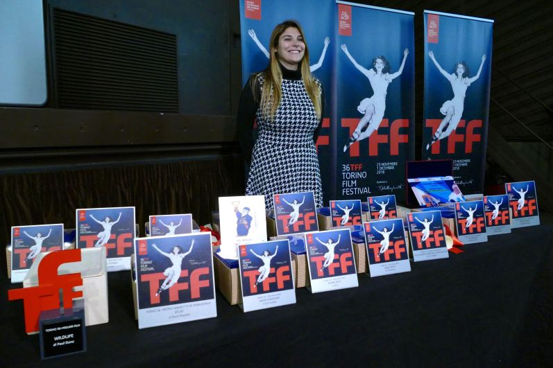 36TFF - Cinema Reposi di Torino