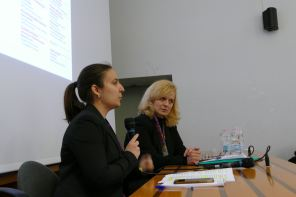 Maria Pia Di Nonno, Francesca Russo
