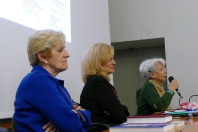 Livia Turco, Francesca Russo, Francesca Izzo