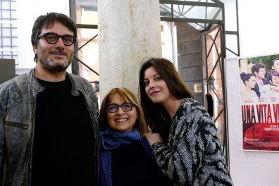 Giacomo Del Buono, Rossella Chiovetta