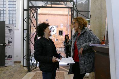 Chiara, Siria Calderone
