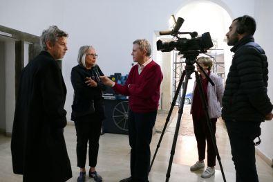 Thierry De Peretti, Emanuela Piovano