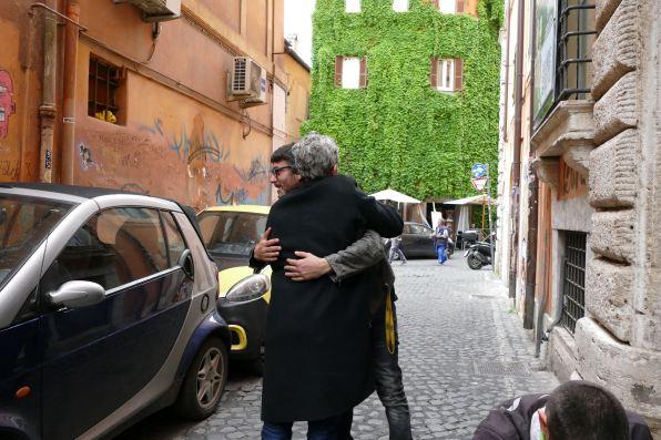 Thierry De Peretti, Giacomo del Buono