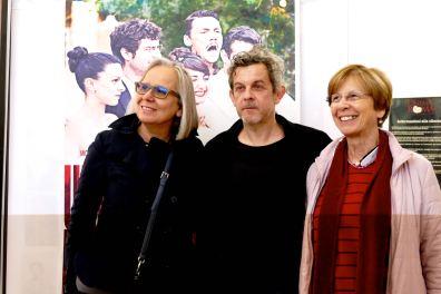 Emanuela Piovano, Thierry De Peretti, Flavia Schiavi