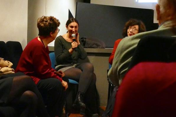 Maresa D'arcangelo, Camilla Iannetti, Paola Paoli