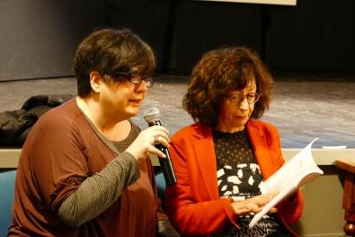 Cristina Degli Innocenti, Paola Paoli