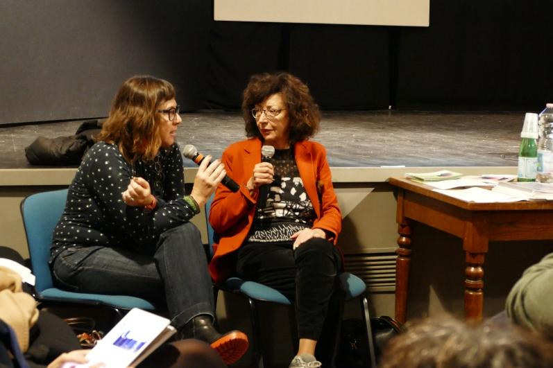 Monica Repetto, Paola Paoli